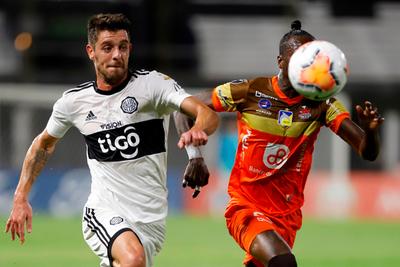 Olimpia no pudo con Delfín y se despide de la Libertadores