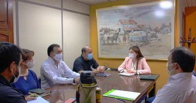 La Nación / Buscan instalar parcelas para producción de semillas en escuelas agrícolas