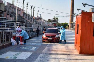 Alrededor de 400 hisopados se llevan realizados en el Centro Cívico