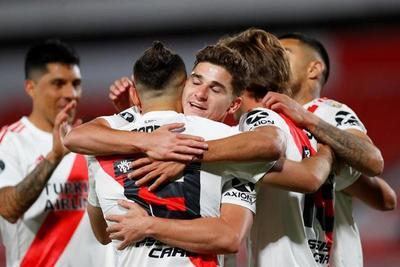 River Plate se abre camino como líder del Grupo D