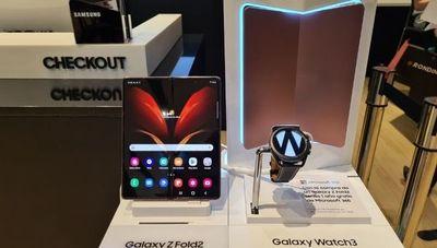 Galaxy Z Fold2: el nuevo plegable de Samsung estará disponible desde el 29 de octubre