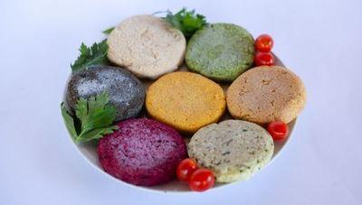 Hamburguesas de hortalizas de Sol Naciente: especiales para una dieta saludable