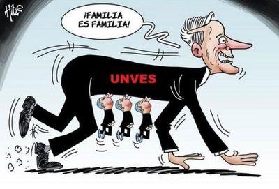 Nepotismo en Universidad de Pedro Juan Caballero