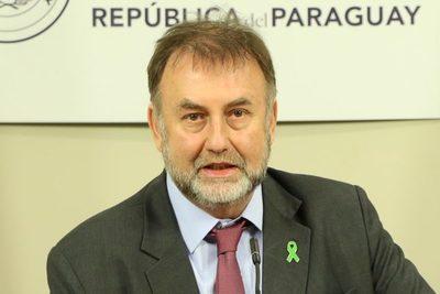 Benigno López confirmó que deja Hacienda esta semana