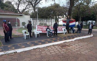 Sindicalista anuncia huelga de hambre para readmisión de guardias en la Itaipu