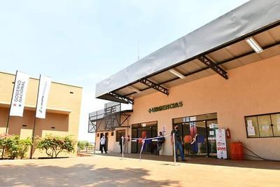 Hospital de Hernandarias con renovada infraestructura
