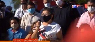 Gran movilización en el Sur: Piden reapertura de fronteras con Argentina