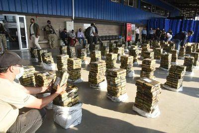 Cocaína: Euclides señala que hay más contenedores y pide apoyo de más fiscales