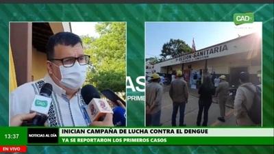 Arranca campaña contra el Dengue en Concepción