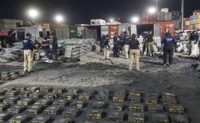 Incautación de cocaína: analizarán contenedores de otra empresa