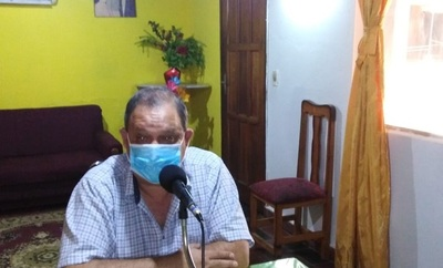 Braulio Pérez confirma su candidatura a intendente