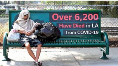Estados Unidos suma más de 58.000 casos confirmados en un día