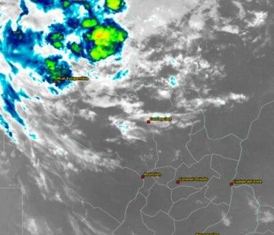Anuncian tormentas eléctricas para el norte del Chaco
