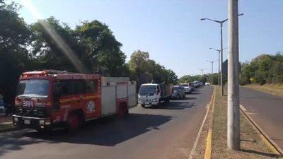 Encarnación: con caravana piden medidas por la reactivación económica
