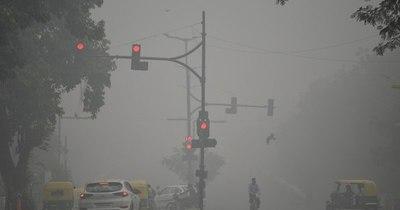 La Nación / Contaminación del aire causó la muerte de casi 500.000 recién nacidos en 2019, según estudio