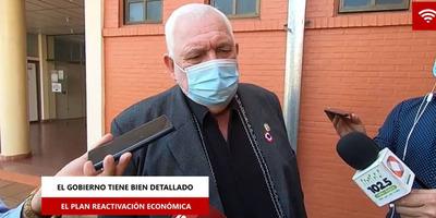 EL GOBIERNO TIENE BIEN DETALLADO EL PLAN REACTIVACIÓN ECONÓMICA PARA ENCARNACIÓN