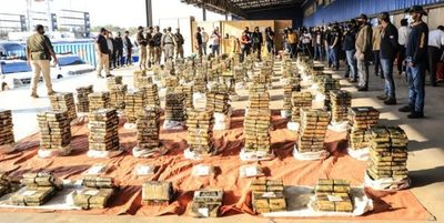Piden apoyo de más fiscales para investigación sobre gran cargamento de cocaína