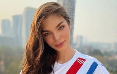 Nadia Ferreira se despidió de Paraguay