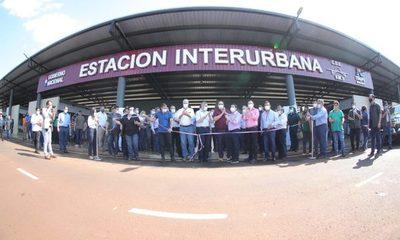 Obras entregadas por Itaipu a Alto Paraná ascienden a G 26.600 millones