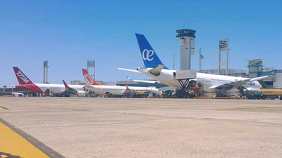 Reapertura oficial del Aeropuerto Silvio Petirossi