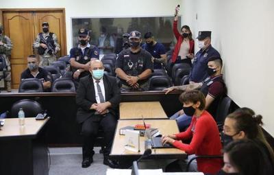 Bruno Marabel admite que asesinó a su suegro