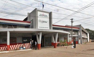 Por intento de introducir bomba, disponen cierre temporal de Tacumbú