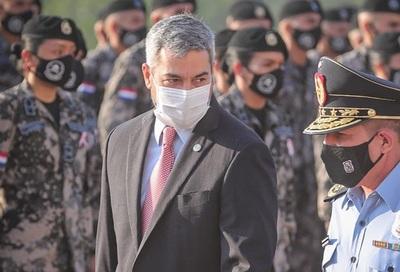 Abdo admite que el crimen organizado permea a las instituciones