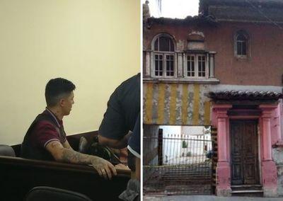 Quíntuple homicidio: Esta fue la confesión completa de Bruno Marabel