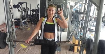Norma Benítez responde a indirectas de la novia de Gamarra
