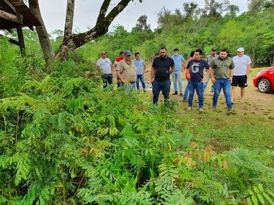 EBY colabora con la reforestación de Canindeyú