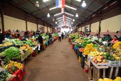 Feria Permanente y de Hortigranjeros abren hasta las 21