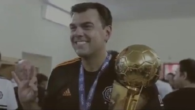 Trovato buscó amañar hasta en la Libertadores, según la FIFA