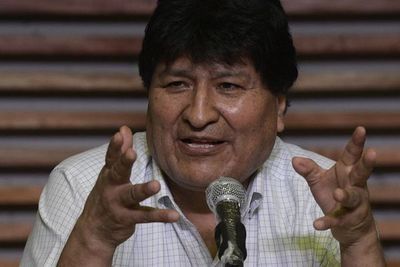 Evo Morales dice que no tiene programado retorno a Bolivia