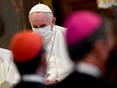 Papa Francisco a favor de uniones civiles de parejas del mismo sexo