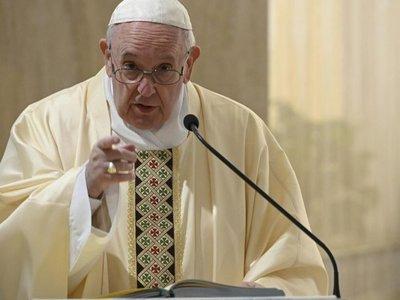 Francisco a favor de una ley de unión civil para homosexuales