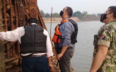 Reparación del puente Remanso se realizará en 4 etapas