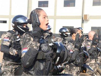 Grupo Lince incorpora a las primeras 14 mujeres a sus filas