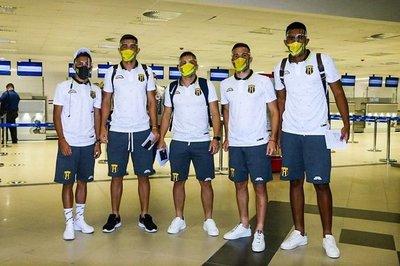 Guaraní va por el primer lugar del grupo