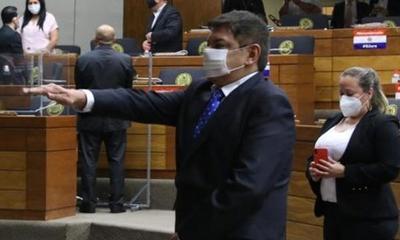 Augusto Wagner jura en reemplazo de Celeste Amarilla – Prensa 5