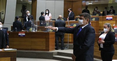 La Nación / Augusto Wagner asume temporalmente la banca de Celeste Amarilla