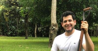 La Nación / Aprueban en Diputados proyecto que insta a plantar árboles antes de pedir votos