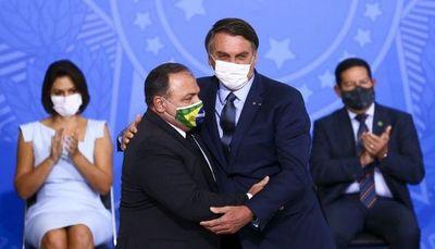 """""""Los brasileños no serán conejillos de indias"""", dice Bolsonaro"""