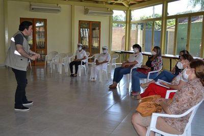 Capacitan sobre bioseguridad para recibir a turistas en Misiones
