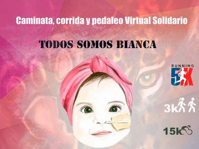 Detalles sobre la corrida solidaria a favor de Bianca