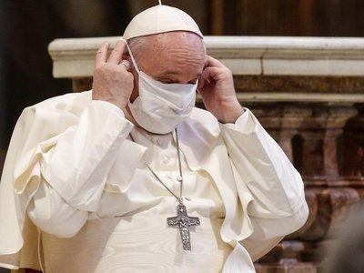 El Papa está a favor de una ley de uniones civiles para homosexuales