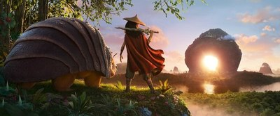 """Primer tráiler de """"Raya y el Último Dragón"""" de Disney"""