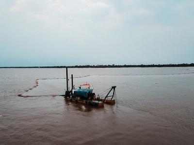 Cuatro empresas pujan por ejecutar proyecto de dragado del Río Paraguay
