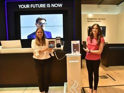 Samsung Paraguay presentó el Galaxy Z Fold 2