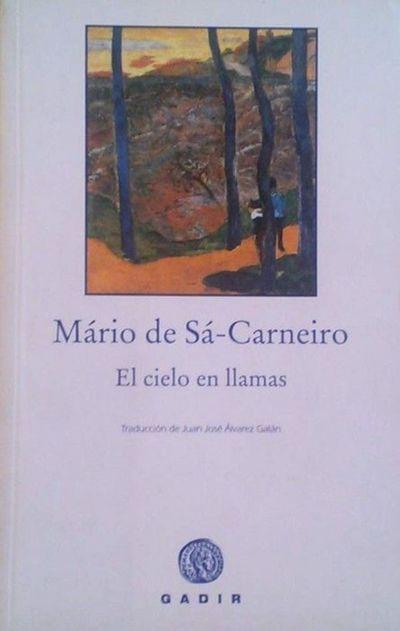 EL hombre que detenía los momentos, Sá-Carneiro