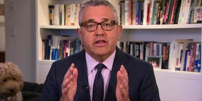 Famoso analista de CNN se masturba en vivo y en directo en reunión Zoom